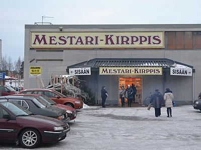Kirpputorit Lahti